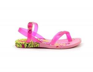 Sandałki IPANEMA 31 różowe kids 81930
