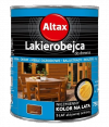 Altax Lakierobejca Drewna 0,75L PALISANDER niebieska
