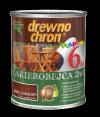 Drewnochron 2w1 Lakierobejca PALISANDER 5L drewna do