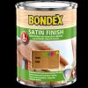 Bondex Satin Finish lakierobejca 0,75L DĄB ekstremalnie odporna na warunki atmosferyczne