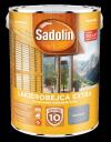 Sadolin Extra lakierobejca 5L SZARY JASNY drewna