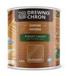 Drewnochron Pokost Lniany 0,75L podkład impregnat drewna olej lniany