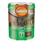 Sadolin Classic impregnat 4,5L CIEMNY ORZECH drewna clasic