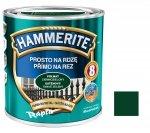 Hammerite Na Rdzę 0,7L CIEMNOZIELONY PÓŁMAT hamerite farba