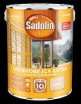 Sadolin Extra lakierobejca 10L BEZBARWNY 1 drewna