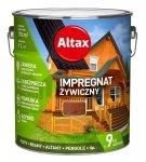 Altax Impregnat 9L ORZECH Żywiczny Drewna Szybkoschnący