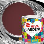 Altax VIVA GARDEN 0,75L Wiklinowy Koszyk Emalia Akrylowa farba