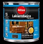 Altax Lakierobejca Drewna 0,25L WENGE VENGE niebieska