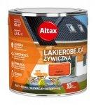 Altax Lakierobejca 2,5L MAHOŃ Żywiczna Drewna Szybkoschnąca