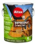 Altax Impregnat 4,5L DĄB Żywiczny Drewna Szybkoschnący