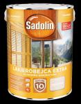Sadolin Extra lakierobejca 10L BIAŁY KREMOWY 99 drewna