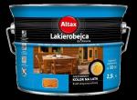 Altax Lakierobejca Drewna 5L KASZTAN niebieska