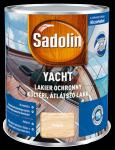 Sadolin Yacht lakier jachtowy 0,75L POŁYSK BEZBARWNY drewna