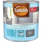 Sadolin Dekor Lakierobejca 2,5L SZARY CIEMNY drewna
