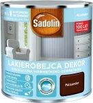 Sadolin Dekor Lakierobejca 1L PALISANDER drewna