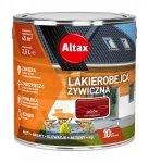 Altax Lakierobejca 2,5L JATOBA Żywiczna Drewna Szybkoschnąca