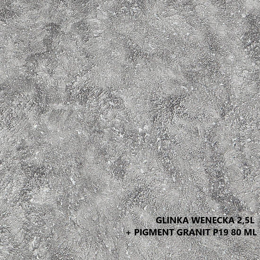 Glinka Wenecka Magnat Style Dekoracyjna Farba Strukturalna 2