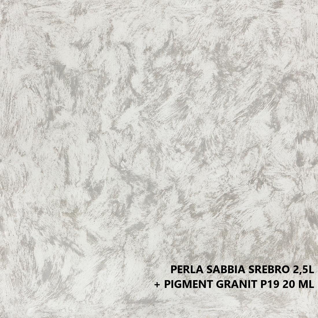 Perla Sabbia Magnat Style Dekoracyjna Farba Strukturalna 2