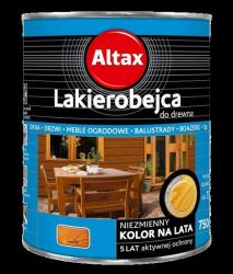 Altax Lakierobejca Drewna 0,75L KASZTAN niebieska