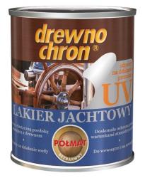 Drewnochron Lakier Jachtowy Półmat 0,8L