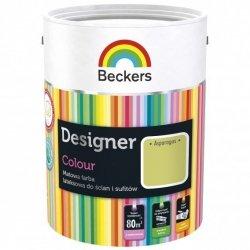 Beckers 5L ASPARAGUS Designer Colour farba lateksowa