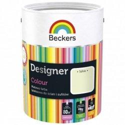 Beckers 5L SALVIA Designer Colour farba lateksowa