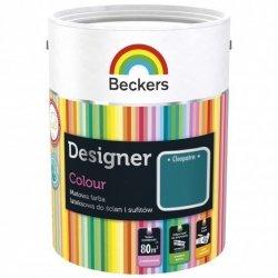 Beckers 5L CLEOPATRA Designer Colour farba lateksowa