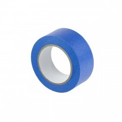 Taśma malarska niebieska 48mm x 50m UV