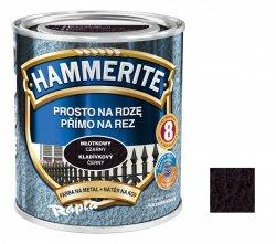 Hammerite Na Rdzę 2,5L CZARNY MŁOTKOWY hamerite farba czarna
