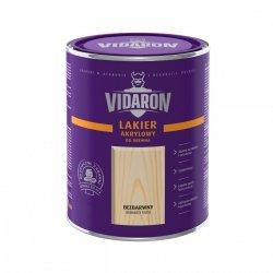 Vidaron Lakier akrylowy bezbarwny wodny 0,75L