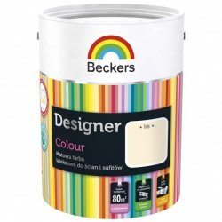Beckers 2,5L IRIS Designer Colour farba lateksowa