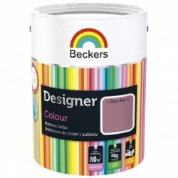Beckers 5L DOLCE VITA Designer Colour farba lateksowa