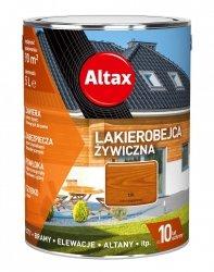 Altax Lakierobejca 5L TIK Żywiczna Drewna Szybkoschnąca