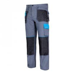 LAHTI PRO Spodnie robocze pasa ochronne S bawełniane do