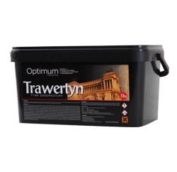 Optimum Trawertyn 10kg drobnoziarnisty tynk