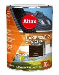 Altax Lakierobejca 5L HEBAN Żywiczna Drewna Szybkoschnąca