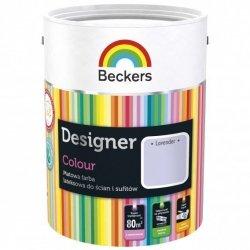 Beckers 2,5L LAVENDER Designer Colour farba lateksowa
