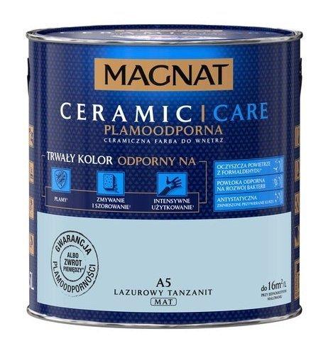 MAGNAT Ceramic Care 2,5L A5 Lazurowy Tanzanit