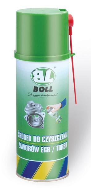BOLL Środek Czyszczenia Zaworów EGR-Turbo 400ml Spray Preparat