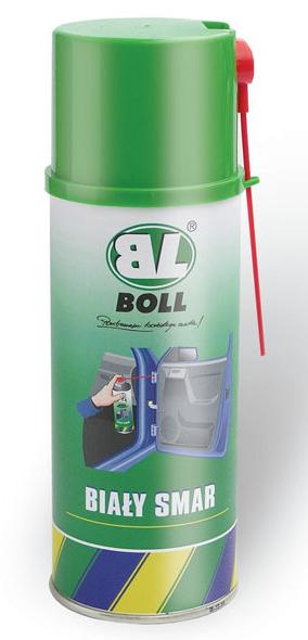 BOLL Biały Smar Spray 400ml Środek