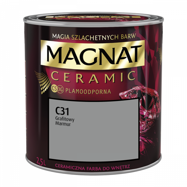 MAGNAT Ceramic 2,5L C31 Grafitowy Marmur