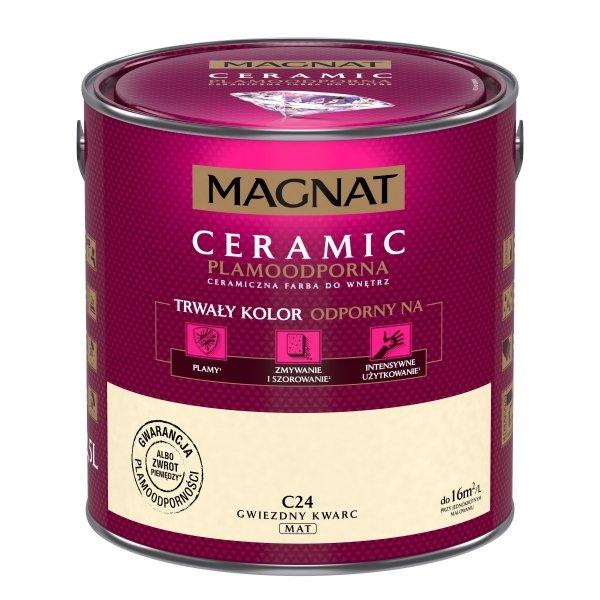MAGNAT Ceramic 2,5L C24 Gwiezdny Kwarc
