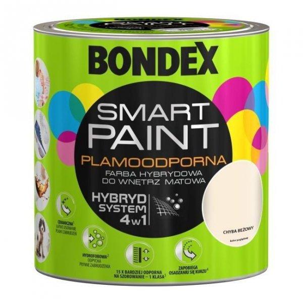 Bondex Smart Paint 2,5L CHYBA BEŻOWY