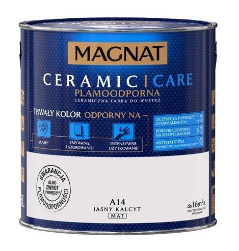 MAGNAT Ceramic Care 2,5L A14 Jasny Kalcyt
