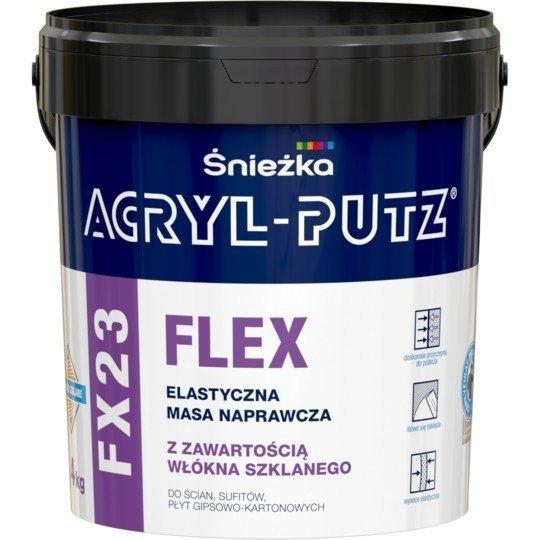 Acryl-Putz Masa naprawcza FX23 Flex 1,4kg szpachla włókno szklane