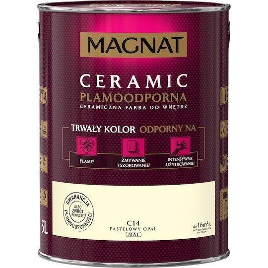 MAGNAT Ceramic 5L C14 Pastelowy Opal