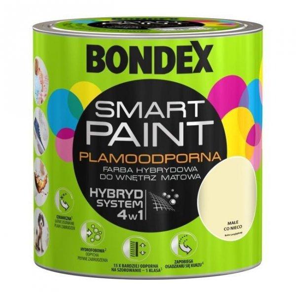 Bondex Smart Paint 2,5L MAŁE CO NIECO