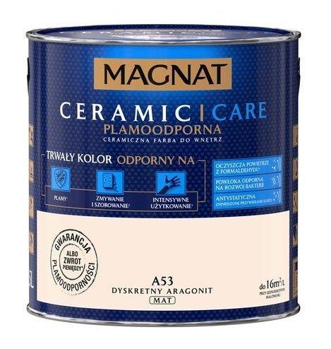 MAGNAT Ceramic Care 2,5L A53 Dyskretny Aragonit