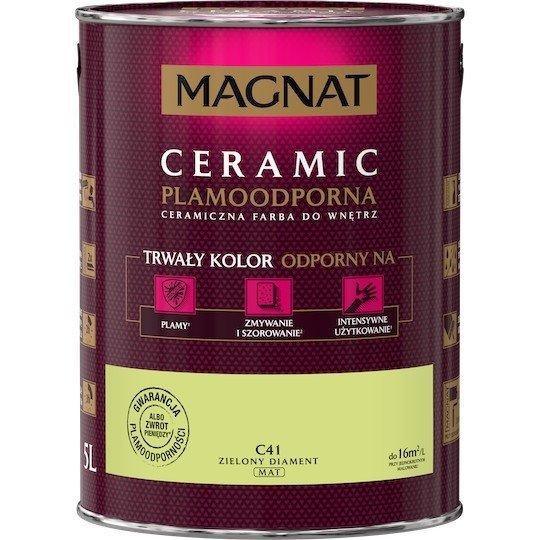 MAGNAT Ceramic 5L C41 Zielony Diament