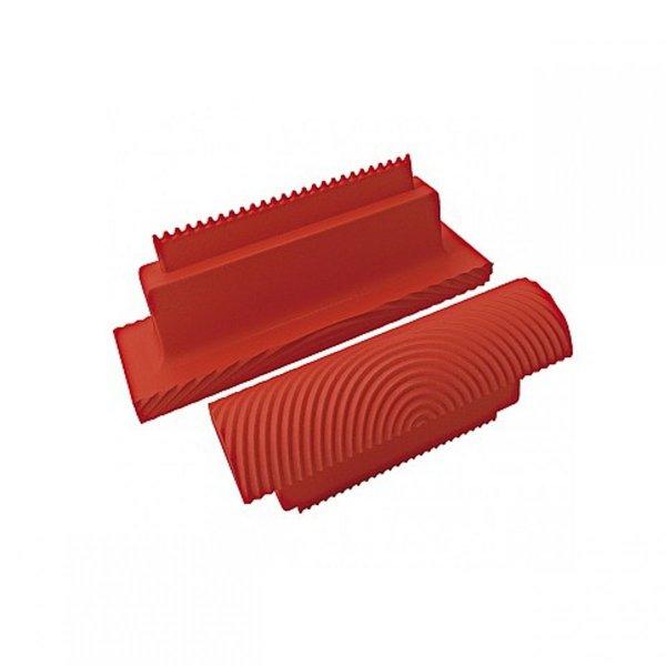 MAGNAT Stempel do dekoracji 130 mm stemple narzędzia narzędzie do słojowania, stępel